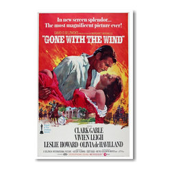 PosterEnvy - Gone with the Wind - NEW Vintage Movie Poster - Gone with the Wind - NEW Vintage Movie Poster
