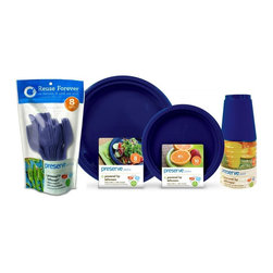 """On the Go Tableware Set 