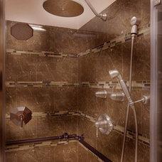 Industrial Showerheads And Body Sprays by Wallington Plumbing Supply Showroom