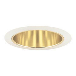 """Juno Lighting - Juno 27 6"""" Tapered Cone Trim, 27g-Wh - 6"""" tapered cone trim for use with select Juno Housings"""