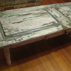 Rustic Coffee Tables by Rustic Door Designs
