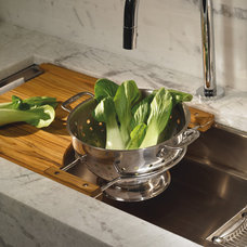 contemporary kitchen sinks by Kallista Plumbing