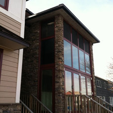Contemporary Front Doors by Solar Innovations, Inc.