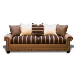 SOFA POLO - One of our best sellers at High Point.