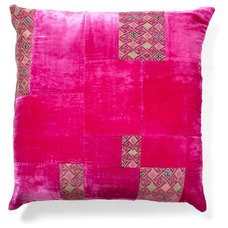 Eclectic Pillows by ABC Carpet & Home