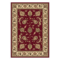 "Dynamic Rugs - Dynamic Shiraz 51026-2100 Red 7'10"" x 10'10"" Area Rugs - Dynamic Shiraz 51026-2100 Red 7'10"" x 10'10"" Area Rugs"