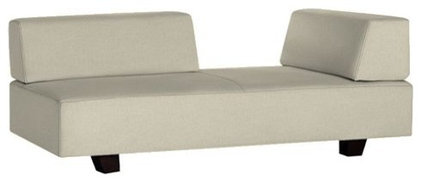 Outdoor Chaise Lounges by West Elm