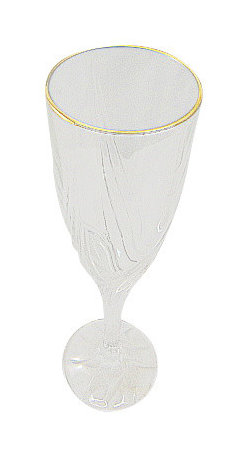 Lenox - Lenox Debut Gold Fluted Champagne - Lenox Debut Gold Fluted Champagne