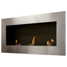 Modern Fireplaces by Ignis