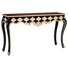 Traditional Console Tables by French Heritage