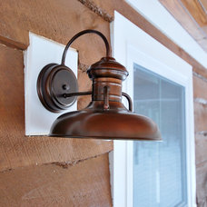 Traditional Outdoor Lighting by Catskill Farms