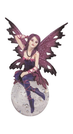 GSC - Fairy Collectible Crystal Ball Pixie Fantasy Figurine Decoration Decor - This gorgeous Fairy Collectible Crystal Ball Pixie Fantasy Figurine Decoration Decor has the finest details and highest quality you will find anywhere! Fairy Collectible Crystal Ball Pixie Fantasy Figurine Decoration Decor is truly remarkable.