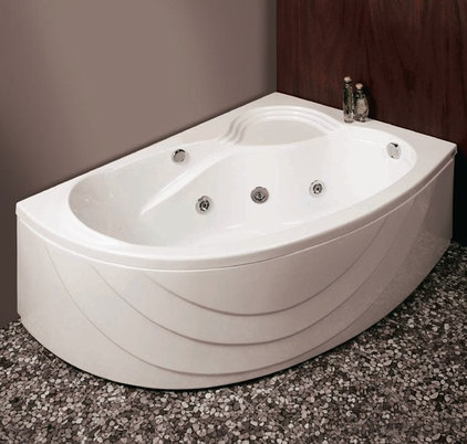Contemporary Bathtubs by camltomlin.com