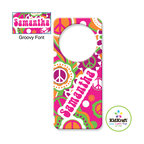 Kidkraft - Kids Groovy Door Hanger From Vistastores - Can be personalized with any name up to 9 characters in length. All lower case, Font, color and graphic art only as shown, Fits any standard door knob, Reverse side is blank.