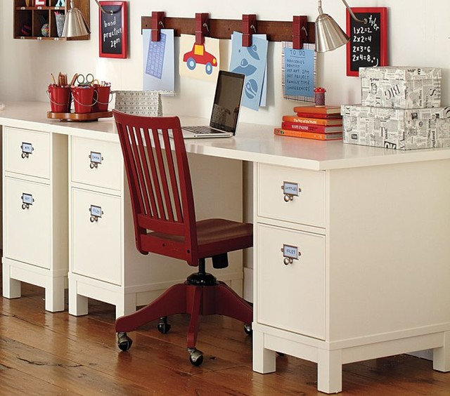 Traditional Kids Desks And Desk Sets by Pottery Barn Kids