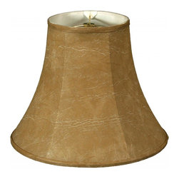 Royal Designs, Inc. - True Bell Lampshade - This True Bell Basic Lampshade is a part of Royal Designs, Inc. Timeless Basic Shade Collection and is perfect for anyone who is looking for a traditional yet stunning lampshade. Royal Designs has been in the lampshade business since 1993 with their multiple shade lines that exemplify handcrafted quality and value.