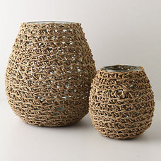 Tropical Candles And Candle Holders by Anthropologie