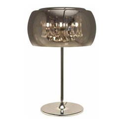 Nuevo Living - Alain Table Lamp - Alain Table Lamp*Item not available for expedited shipment*