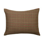 """Mystic Valley - Mystic Valley Traders Montana - Standard Sham with Insert - The Montana sham is fashioned from the Cabin fabric on each side, and finished with a clean edge; sold with polyester microfiber insert; standard 20""""x26""""."""