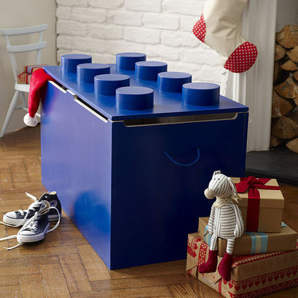modern toy storage by Not on the High Street