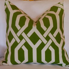 Modern Pillows by Garnish Home Decor