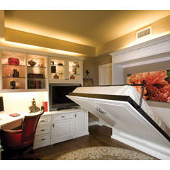 modern beds by Calgary Custom Closets