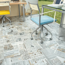Modern Wall And Floor Tile by tileliving