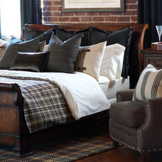 Traditional Duvet Covers by Barclay Butera Interiors