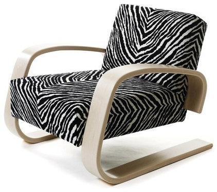 modern armchairs by hive