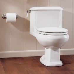 "American Standard Williamsburg One-Piece Elongated Toilet - •29"" x 18"" x 26 3/4"""