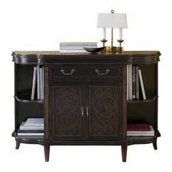 Ambella Home - New Ambella Home Nightstand Noire - Product Details
