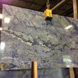 Blue Bahia Granite - LUC601
