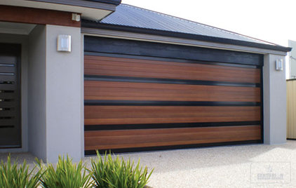 Contemporary  by All Access Garage Doors