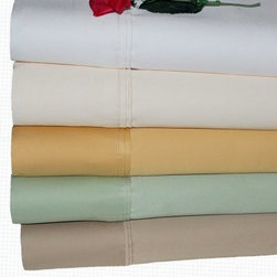 Luxor Treasures1200 Thread Count Egyptian Cotton Sheets - Pamper yourself with the 1200 Thread Count Egyptian Cotton Sheets and revel in it's luxurious softness. With 1 200 threads per square inch and 100 percent Egyptian cotton this set offers tremendous comfort. Available in a variety of colors and sizes.