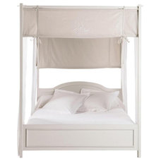 Traditional Canopy Beds by Maisons du Monde