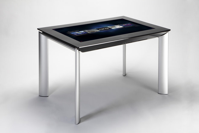 coffee tables SUR40 Table With Microsoft PixelSense