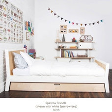 Modern Kids Beds by themodernbedroom.com