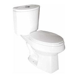 Renovators Supply Toilets White Water Saving Toilet