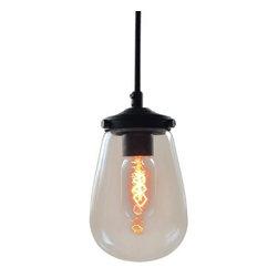 Westmenlights - Simple Glass Grape Pendant Lamp - Materials: Iron,Glass