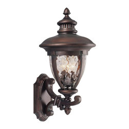 DHI CORP - Design House 508309 Tolland Outdoor Uplight - 10.5 x 22.75 in. - Patina Bronze F - Shop for Wall Mounted from Hayneedle.com! The classic charm of the Design House 508309 Tolland Outdoor Uplight - 10.5 x 22.75 in. - Patina Bronze Finish is brought to life with a rich bronze patina. This sturdy metal uplight has scrolling details and shines brightly through bubble glass.About DHI CorpDHI Corp has committed itself toward providing its customers with a selection of carefully crafted high-quality products for the home and garden. With both consumer and trade markets in mind the company features domestic offices based in Mequon Wisconsin and a satellite office located in Asia. With design influences and the finest craftsmen and factories from around the globe under their employ DHI Corp has made itself a brand you can trust. Whether you need faucets fans hardware or more DHI has you covered.