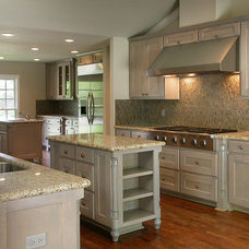 Traditional Kitchen by Quality Craftsman, Inc