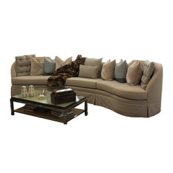 Kim Family Room Sofa