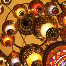 asian ceiling lighting by Turkish - Tiles