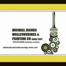 by MICHAEL JACOBS WALLCOVERINGS & PAINTING  CO