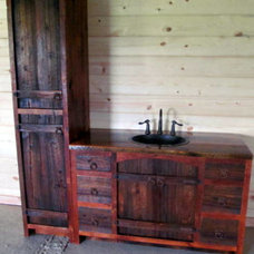 Traditional Bathroom Vanities And Sink Consoles by Vienna Woodworks