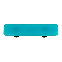 Hot Knobs - Turquoise Blue Pull - Collection - Solids