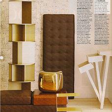 Modern Bedroom by Casart Coverings