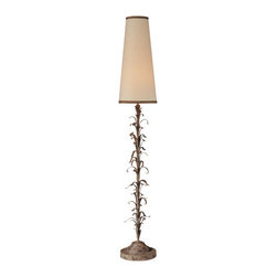 Ambience - Ambience AM 12316 Jessica McClintock Country / Rustic Buffet Lamp, Finished in A - Ambience AM 12316 Jessica McClintock Country / Rustic Buffet Lamp, Finished in Amaretto PatinaJessica McClintock, the fashion icon, is a name synonymous with romance. Skills that her beloved seamstress grandmother taught her as a child are the origin of Jessica's creativity. These same skills provide the foundation for Jessica's design aesthetic and the boundless new and innovative designs that have received numerous awards and accolades throughout the years. Jessica continually establishes herself as a major leader in the various product classifications to which she lends her name, creativity and business acumen.