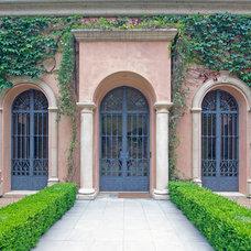 Front Doors by MASTER IRONWORKS - Santa Barbara - 805.284.9104