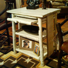 Eclectic Side Tables And End Tables by Old Hickory Furniture Company